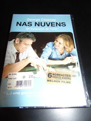 Filme NAS NUVENS com George Cloney DVD NOVO (70% desconto)