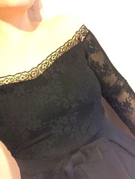 Женское нарядное платье. Платье женское ажурное. Размер Л (можно М-ХЛ)