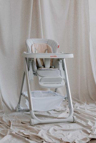 Современный детский стульчик для кормления Carrello Concord