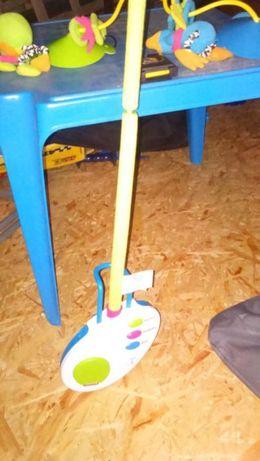 Karuzela z melodyjkami do łóżeczka dziecięcego
