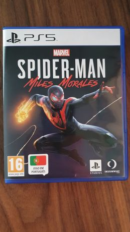 Jogo PS5 Spider Man Miles Morales