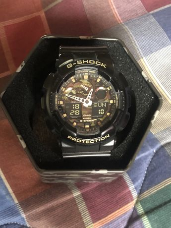 Casio e casio G-shock