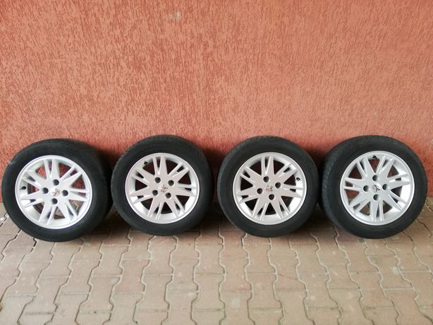 Felgi aluminiowe 15 Peugeot