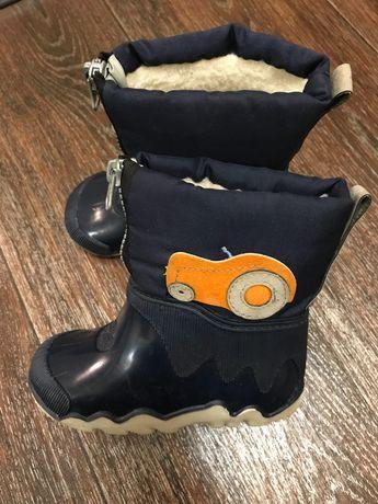 Обувь детская осень/зима