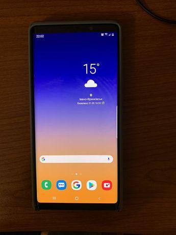 Продам samsung Galaxy Note9 дуже срочно