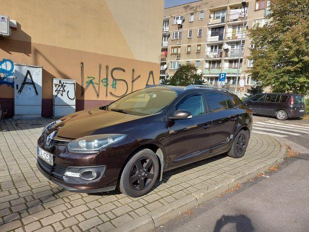 Krajowe Renault Megane 3 Lift z 2015r. LPG 1,6 16v