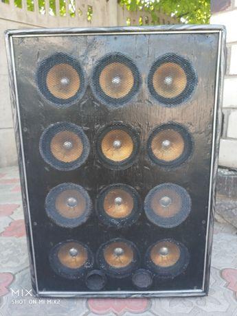 Добротная акустическая система (Pmax-96Вт., R-5,3Ом,100-12500Гц)