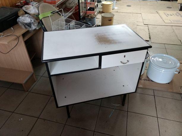 Półka biurko z szufladą