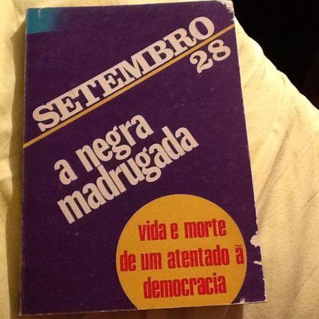 """Setembro 28 """"A negra Madrugada""""- Portes Gratis"""