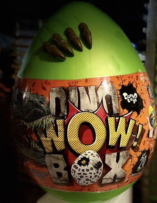"""Набір для творчості """"Dino WOW Box"""" Лубны - изображение 1"""