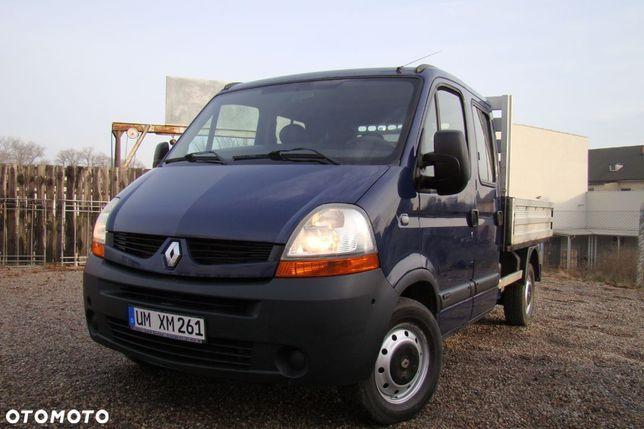 Renault Master  Doka Skrzynia z Niemiec Stan b.dobry Opłacony 176 TYS KM