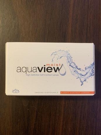Aquaview soczewki kontaktowe +1,5