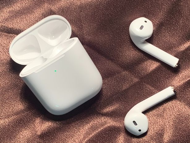 Apple AirPods 2 (С серийным номером)