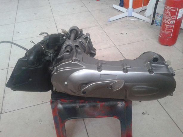 Motor completo Yamaha Aerox 50
