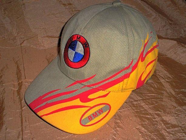 Байкерская кепка бейсболка BMW