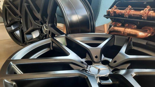 "Oryginalne Felgi Mercedes GLE W292 AMG 21"" 5x112"