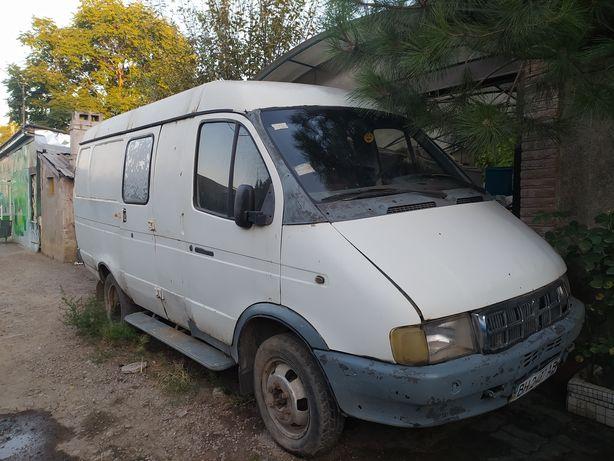 Газель грузопассажирский фургон 2000 года