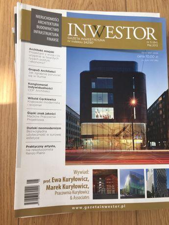 Gazety Inwestor 2012