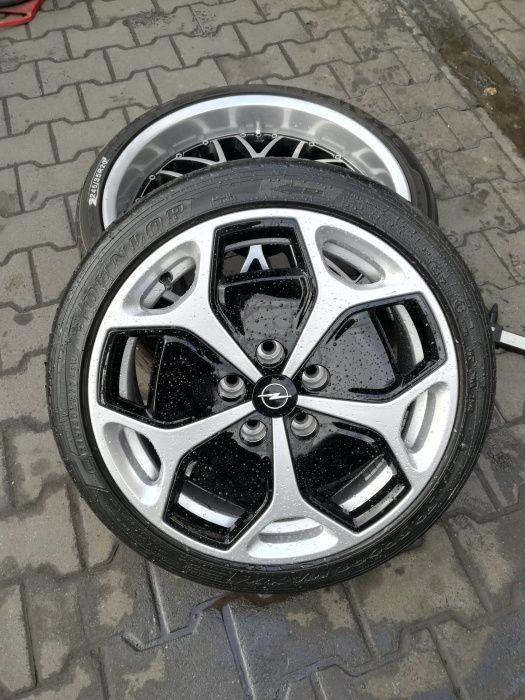 """Felgi aluminiowe 17"""" 5x115 OPEL Nowe! Kozy - image 1"""
