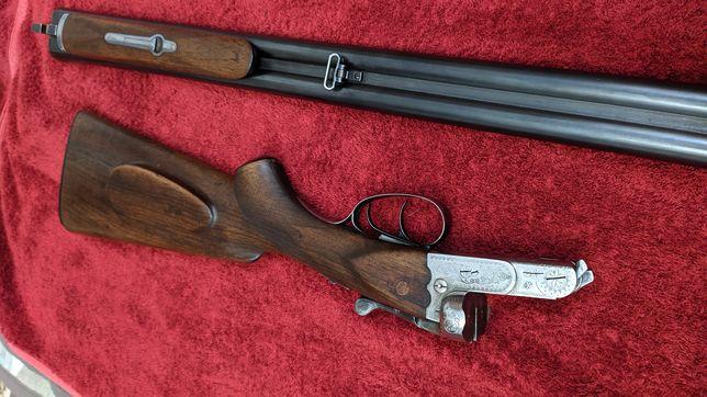 Старинное охотничье ружье simson