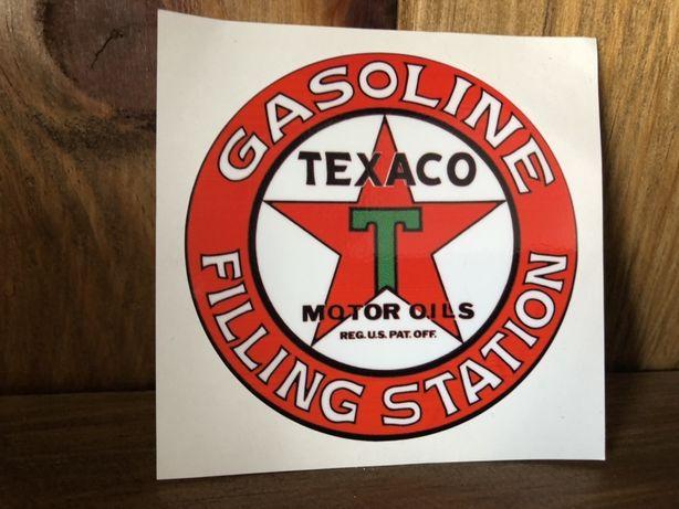 Autocolante Route 66 Texaco Gas Monkey Champion Nos Penzooil Harley
