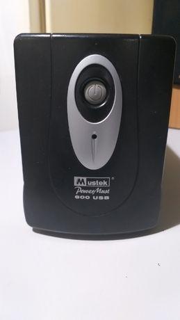 Источник бесперебойного питания ИБП Mustek PowerMust 600 USB