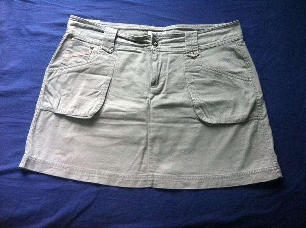 Спідниця спідничка юбка джинсова джинсовая жіноча женская 48-50 розмір
