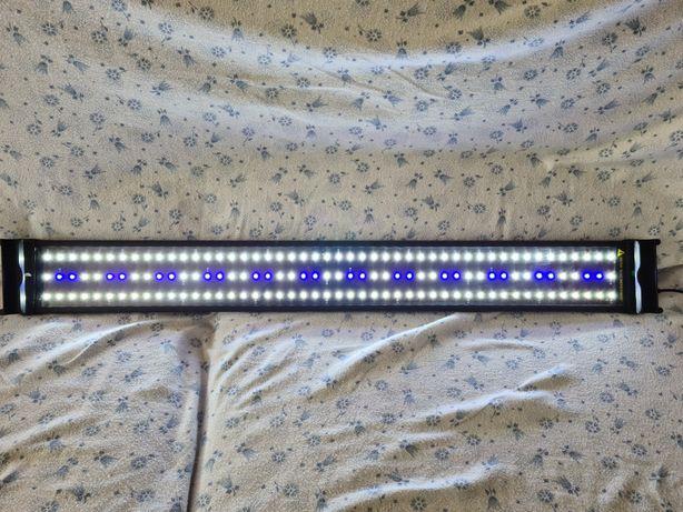Luz led aquário 90/115 cm