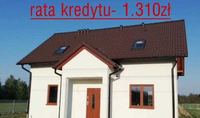 Dom gmina Jonkowo