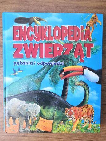 Encyklopedia Zwierząt. Pytania i odpowiedzi |Nowa| |Stan idealny|