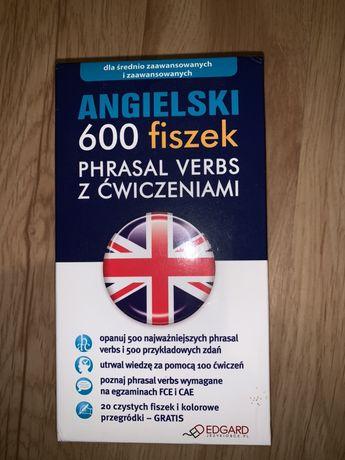 Fiszki z angielskiego