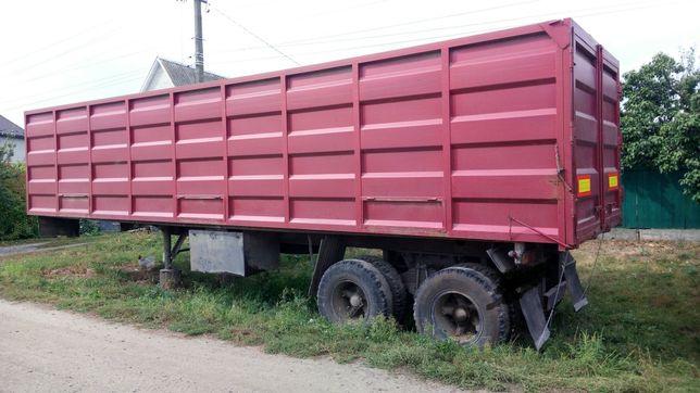 Продам напівпричіп ОДАЗ 9357