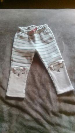 Spodnie dla dziewczynki
