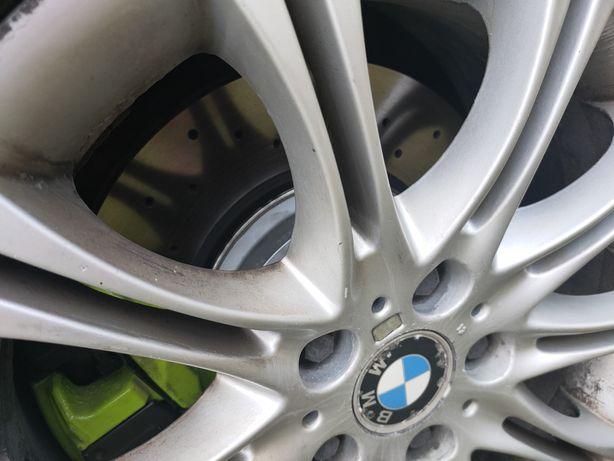 Zimmermann 348mm BMW E65 Seria 7