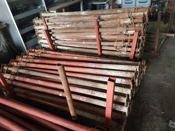 stemple metalowe regulowane podpory 3,6 4