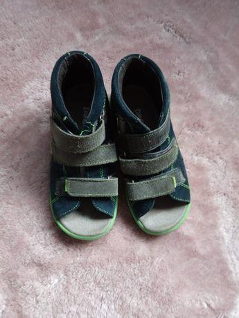 Sandałki DAWID chłopięce