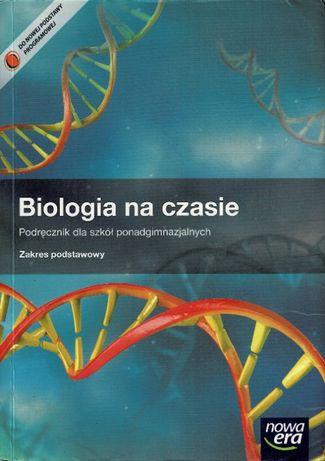 Biologia na czasie + CD. Zakres podstawowy. Nowa Era.