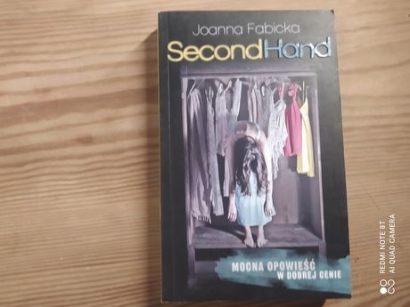 Second Hand  Joanna Fabicka