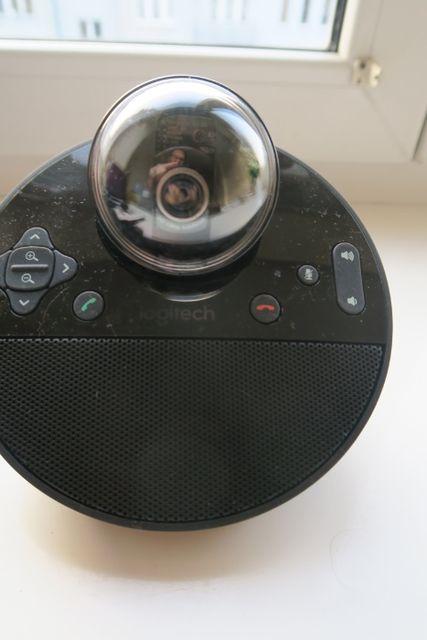 Kamera internetowa zestaw Logitech BCC950