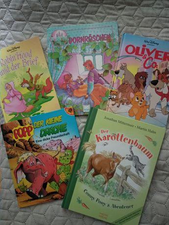 Дитячі книжки німецькою мовою