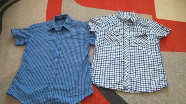 Koszule - zestaw, rozmiar S, IDEALNY stan