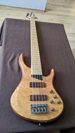 Gitara basowa MTD Z5