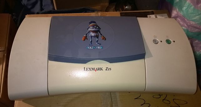 Струйный принтер Lexmark Color Z25.