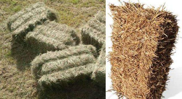SŁOMA sucha ze stodoły oraz siano (bele,kostka) GRATIS, CAŁA POLSKA