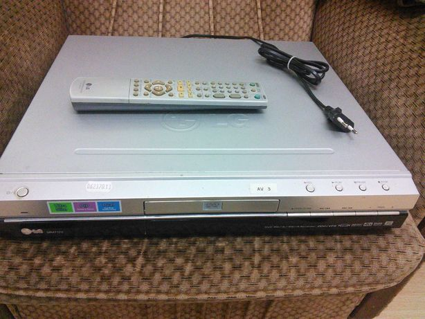Leito/Gravador de DVDs LG