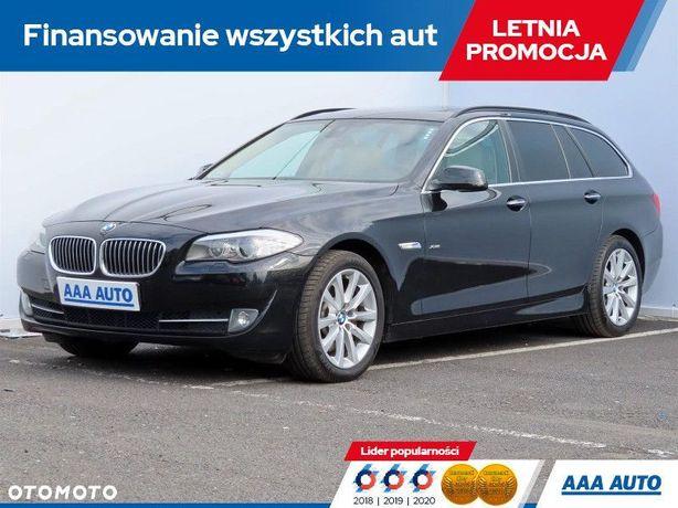 BMW Seria 5 525 d, 214 KM, Automat, Skóra, Navi, Xenon, Bi-Xenon, Klimatronic,