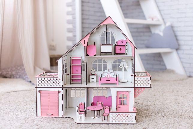 Мебель в подарок!Кукольный домик,дом для кукол ЛОЛ,ляльковий будиночок