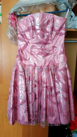 Випускне плаття, не одягалось