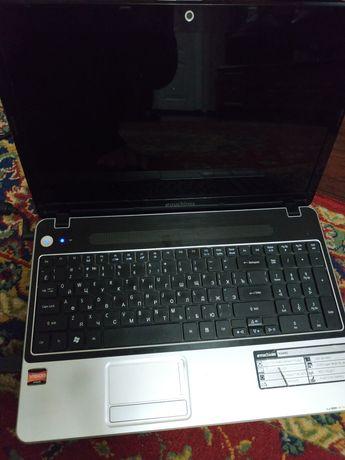 Продам ноутбук aser eMacines e640G