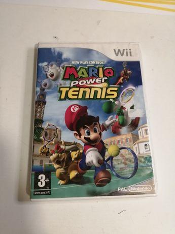 Mário Power Tennis Wii